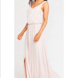 Show Me Your Mumu bridesmaid dress!